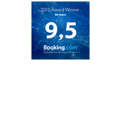 Bed & Breakfast Teatro Massimo a Palermo | Vincitore Booking Award