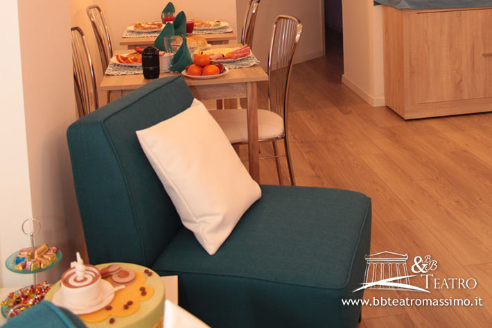 Bed and Breakfast Teatro a Palermo